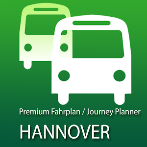Cover art A+ Journey Planner Hannover