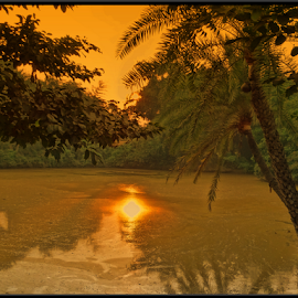 by Milan Kumar Das - Landscapes Waterscapes