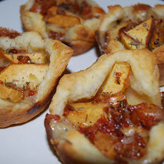 Baked Bacon Cups