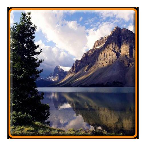 風景壁紙 LOGO-APP點子
