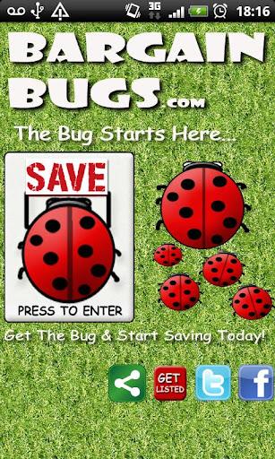 Bargain Bugs