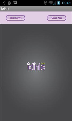 iDinle