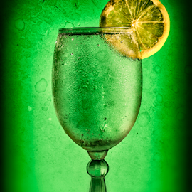 Lemon Lime by Fahad Iqbal - Food & Drink Alcohol & Drinks ( 7-up, 5d mkiii, creative, 7up, drink, artistic, lime, 7 up, soda, lemon )