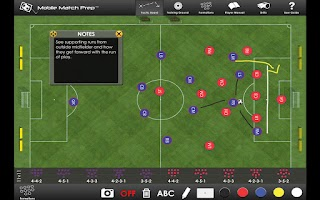 Screenshot of MMP Soccer