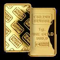 Wallpapers barra de ouro icon