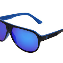 Dragon Alliance - Experience 2 (Jet Blue/Blue Ion) - Eyewear
