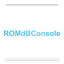 ROMDashboard Developer Console
