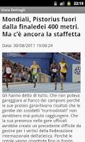 Screenshot of Il Fatto Quotidiano PDF Gratis