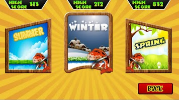 Screenshot of Ninja Fish