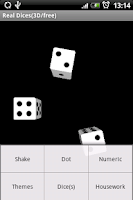 Screenshot of Real Dice