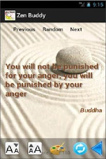 Zen Buddy : Quotes & Koans - screenshot