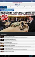 Screenshot of Gazeteler Manşetler (Gazeteci)