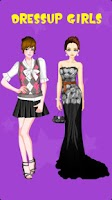 Screenshot of Glamorous Gowns Dress Up