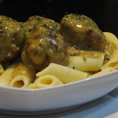 Michigan Meatballs