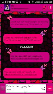 GO SMS - SCS273 - screenshot