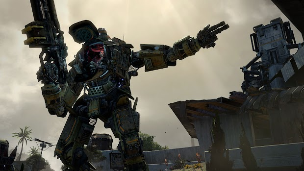 Titanfall beta to run at 792p, finished game shooting for 900p