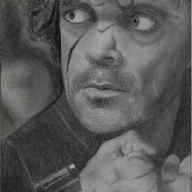 Peter Dinklage | Tywin Lannister #GoT by Arjun Varshney - Drawing All Drawing