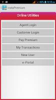 Screenshot of LIC Premium Calculator