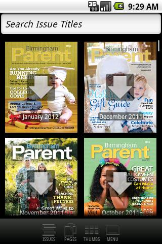 Birmingham Parent