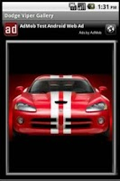 Screenshot of Dodge Viper Gallery