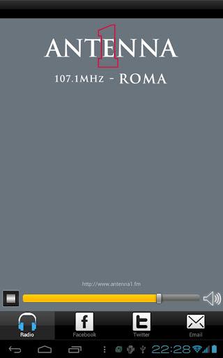 Antenna 1 Roma