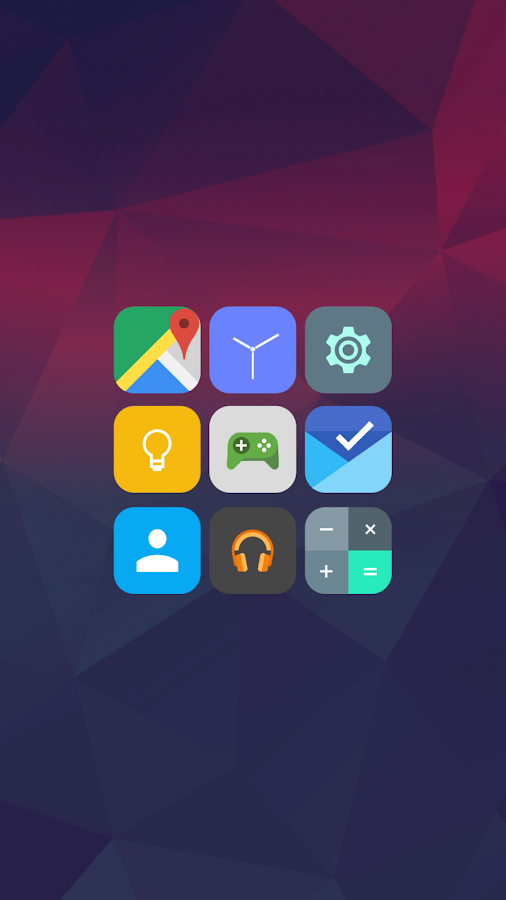 Alos - Icon Pack Screenshot 1