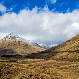 Scottish Highlands by Rach Watson - Landscapes Mountains & Hills ( sony, scotland, landscapes, highlands, sonya7 )