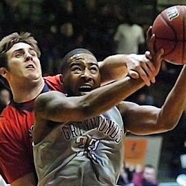 Southern Indiana vs UIndy Mens Basketball by Oscar Salinas - Sports & Fitness Basketball (  )