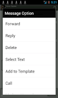 Screenshot of Smart Text