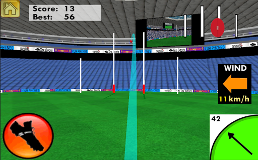 Fast Footy - screenshot