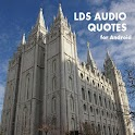 LDS Audio Quotes icon