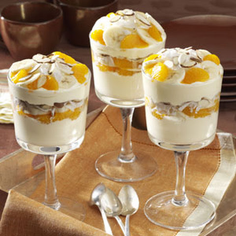 Ambrosia Pudding