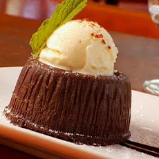 Mexican Molten Chocolate Cakes