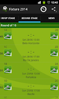 Screenshot of Brazil Abbaco Fixture 2014