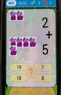 free math for child - screenshot