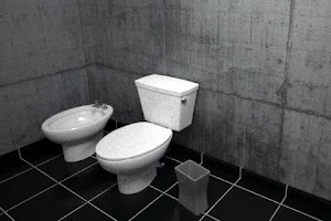 Screenshot of Escape 3D: The Bathroom