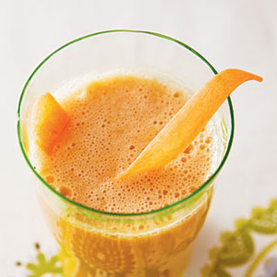 Carrot, Apple, and Ginger Refresher