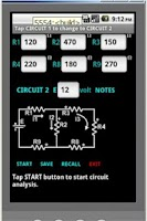 Screenshot of Ladder Circuit Tutorial