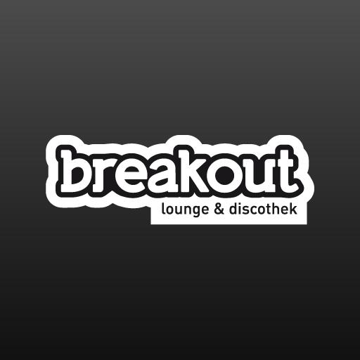 Breakout Lounge & Discothek LOGO-APP點子
