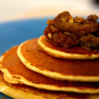 Sweet Potato Pancakes
