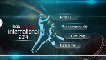 Screenshot of Box Cricket International