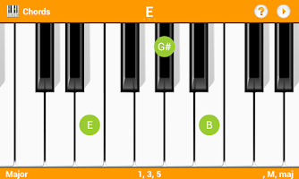 Screenshot of KeyChord Lite