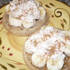 Cottage Cheese-Banana Breakfast Delite