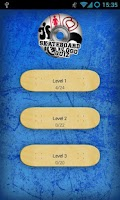 Screenshot of Skateboard Logo Quiz