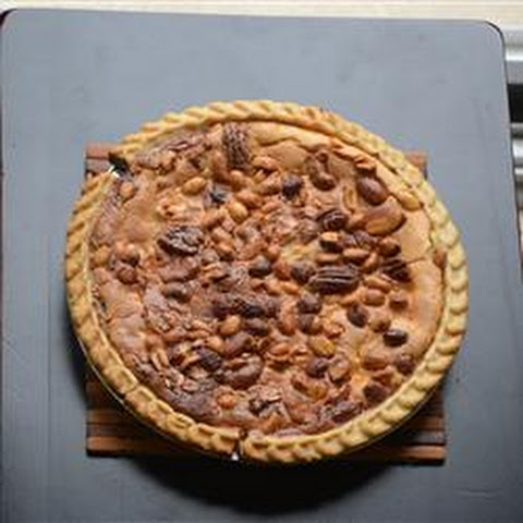 Pineapple Pecan Pie