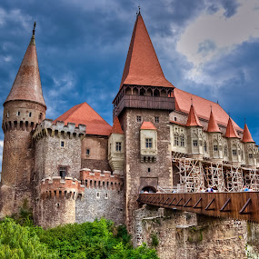 Hunyad Castle by Eduard Andrica - Buildings & Architecture Public & Historical (  )