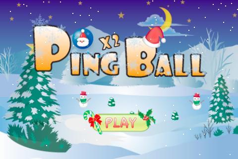 pingをピンボール