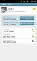 Screenshot of Fondora Beta Free Calls & Text