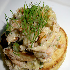 French Crab Salad