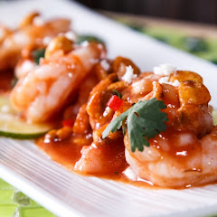 Ecuadorean Shrimp Ceviche